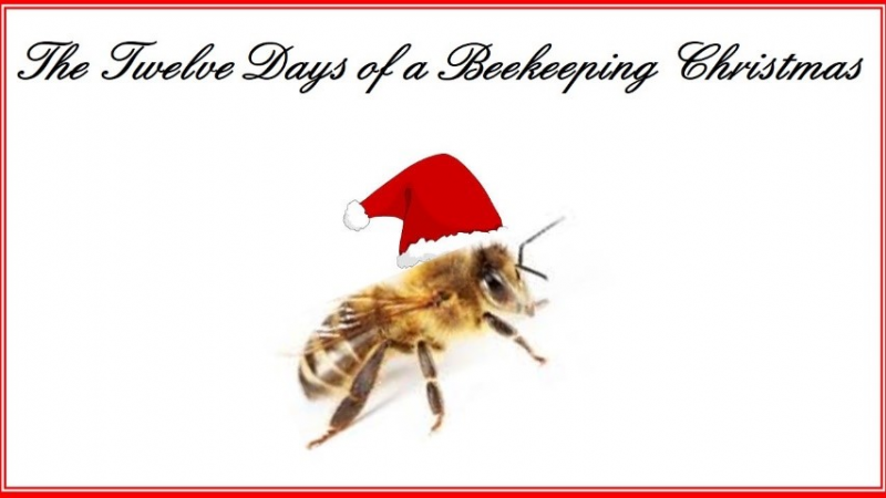 Twelve days of a beekeepers Christmas - from Pollinator Stewardship Council