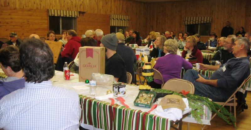 LCBA members at our 6th Annual Holiday Potluck